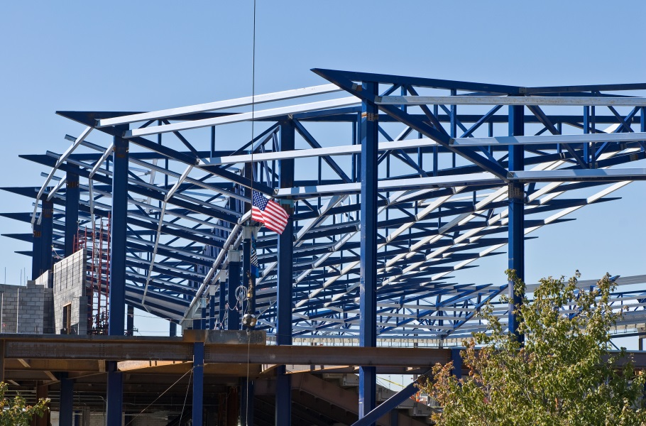 Sporting Park Under Construction