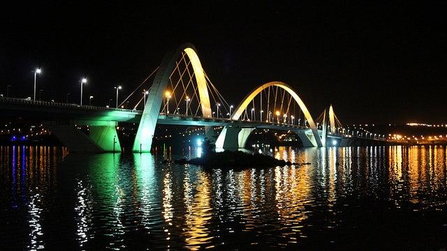 Juscelino Kubitschek Bridge